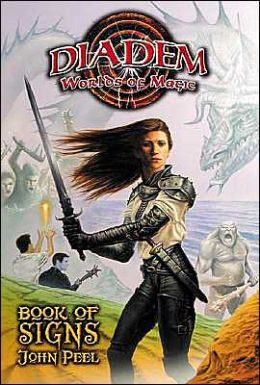 Book of Signs (Diadem, Worlds of Magic Series)