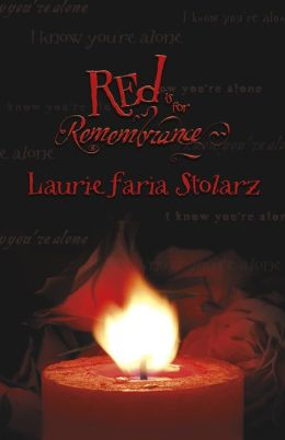 Red Is for Remembrance (Blue Is for Nightmares Series #4)