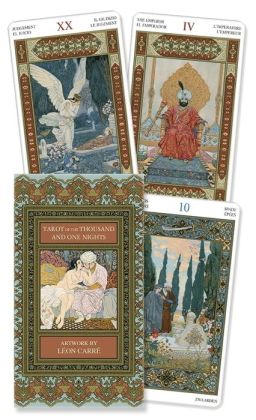 Tarot of the 1001 Nights Deck