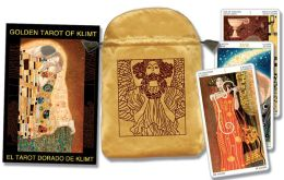 Golden Tarot of Klimt Deluxe