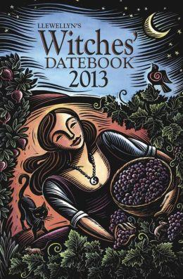 2013 Llewellyn's Witches' Datebook Calendar
