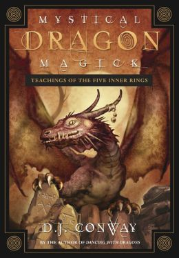Mystical Dragon Magick: Teachings of the Five Inner Rings
