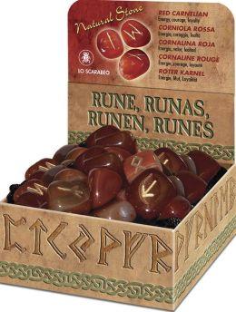 Red Carnelian Runes
