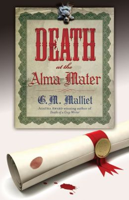 Death at the Alma Mater (St. Just Series #3)
