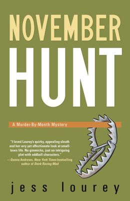 November Hunt (Murder-by-Month Series #7)