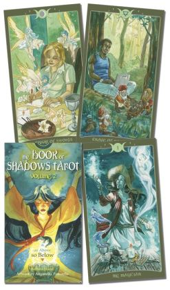 So below Deck: Book of Shadows Tarot, Volume 2