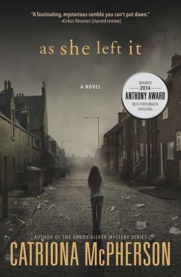 As She Left It: A Novel