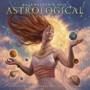 Llewellyn's 2019 Astrological Calendar