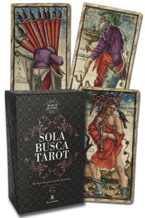 Book Sola Busca: Museum Quality Kit