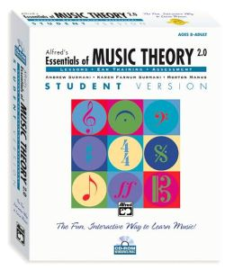 Essentials of Music Theory Software, Version 2.0, Vol 1: Student Version, Software
