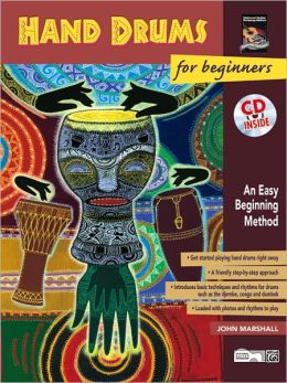 Hand Drums for Beginners: Book & CD