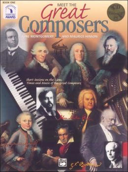 Meet the Great Composers, Bk 1: Classroom Kit, Book, Classroom Kit & CD