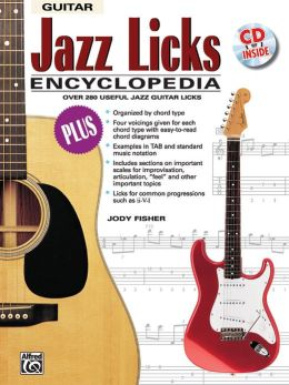 Jazz Licks Encyclopedia: Book & CD