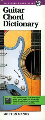 Guitar Chord Dictionary: Handy Guide
