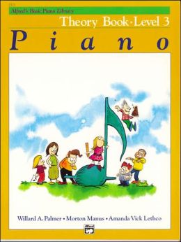 Alfred's Basic Piano Course Theory, Bk 3