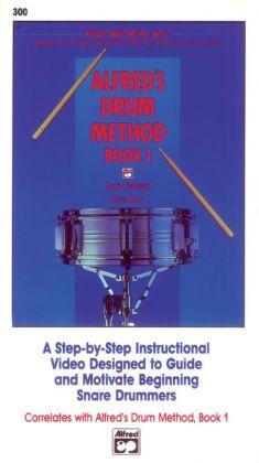 Alfred's Drum Method, Bk 1: Video