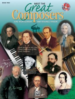 Meet the Great Composers, Bk 2: Book & CD