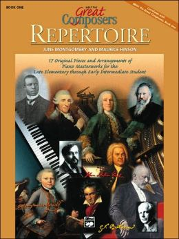Meet the Great Composers, Bk 1: Repertoire