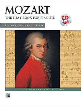 Mozart -- First Book for Pianists: Book & CD