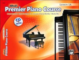 Premier Piano Course Lesson Book, Bk 1A: Book & CD