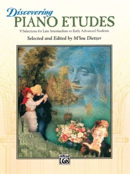 Discovering Piano Etudes