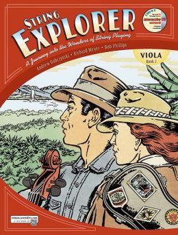 String Explorer, Bk 2: Viola