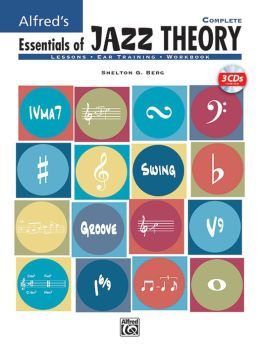 Alfred's Essentials of Jazz Theory, Complete 1-3: Book & CD
