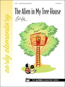 The Alien in My Tree House: Sheet