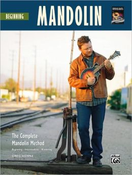 Beginning Mandolin: Book & CD