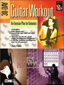30-Day Guitar Workout: Book & DVD