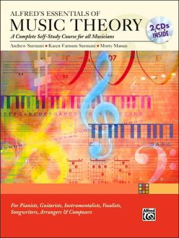 Essentials of Music Theory: Complete Self-Study Course, Book & 2 CDs