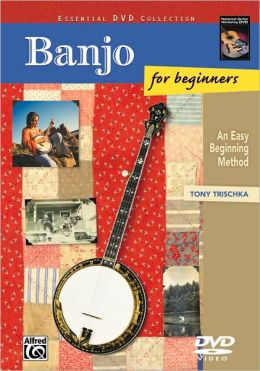 Banjo for Beginners: An Easy Beginning Method, DVD
