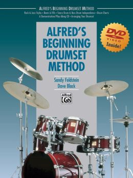 Alfred's Drumset Method: Book & DVD (Hard Case)
