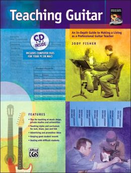 Teaching Guitar: Book & Enhanced CD