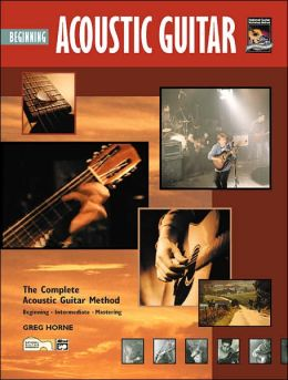 Complete Acoustic Guitar Method: Beginning Acoustic Guitar, Book & DVD