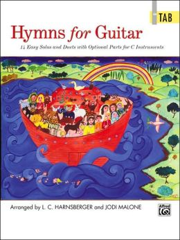 Hymns for Guitar: Guitar TAB with Opt C-Instrument Parts