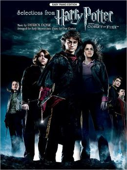 Selections from Harry Potter and the Goblet of Fire: Easy Piano Solos
