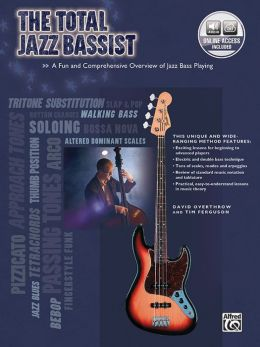 The Total Jazz Bassist: Book & CD