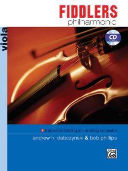 Fiddlers Philharmonic: Viola, Book & CD