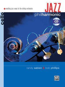 Jazz Philharmonic: Cello, Book & CD