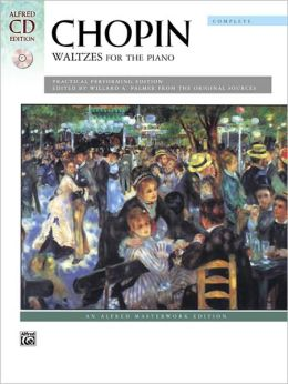 Waltzes (Complete): A Practical Performing Edition, Book & CD