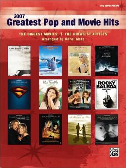 2007 Greatest Pop and Movie Hits: Big Note