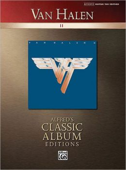 Van Halen II: Authentic Guitar TAB