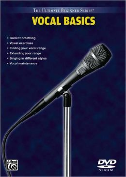 Ultimate Beginner -- Vocal Basics: Steps One & Two, DVD