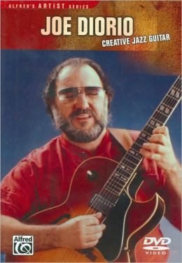 Joe Diorio -- Creative Jazz Guitar: DVD