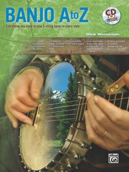 Banjo A to Z: Book & CD