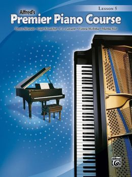 Premier Piano Course Lesson Book, Bk 5