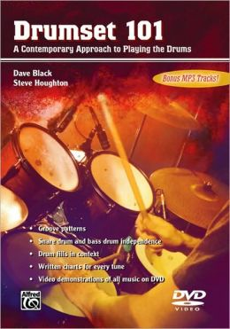 Drumset 101: A Contemporary Approach to Playing the Drums, DVD