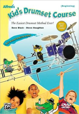 Alfred's Kid's Drumset Course: DVD