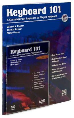 Keyboard 101: Book & DVD
